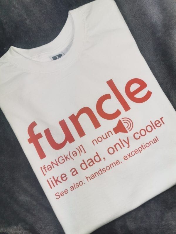 Funcle Tee