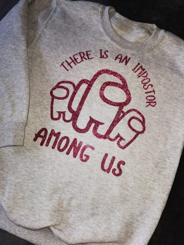 Among Us Imposter Jumper